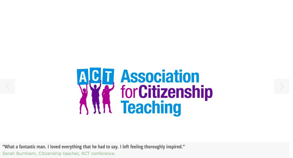 act conference quote